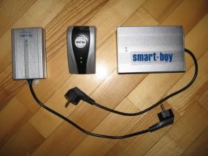 Статичний перетворювач Smart Boy